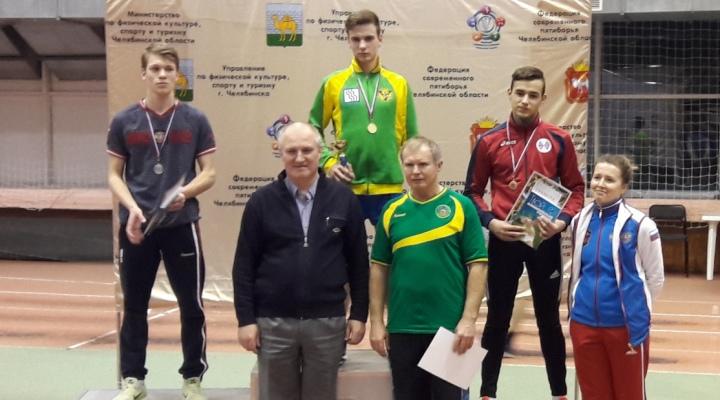 Илья Гусев и Амина Тагирова первенствовали в соревнованиях по троеборью