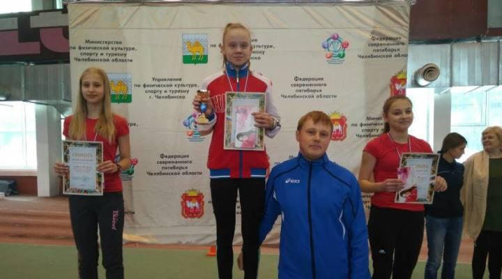На Всероссийском турнире по двоеборью доминировали самарцы