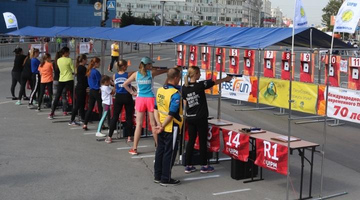 Новосибирск принял этап Всемирного городского тура по лазер-рану