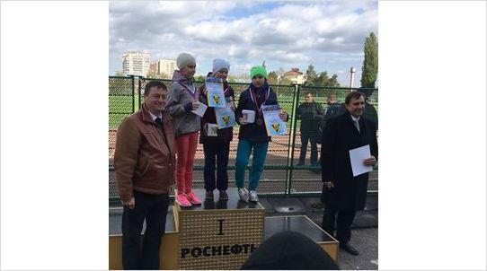 Прошло первенство Краснодарского края по двоеборью