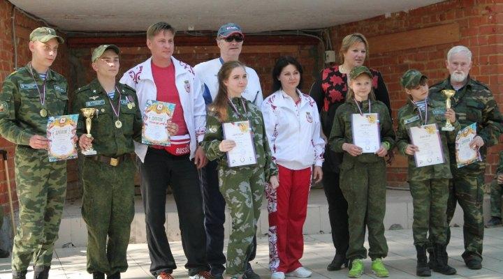Нижегородские пятиборцы побывали в гостях в кадетском корпусе