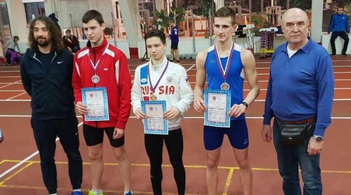 Владимир Заболотских взял «золото» первенства России среди кадетов «А»