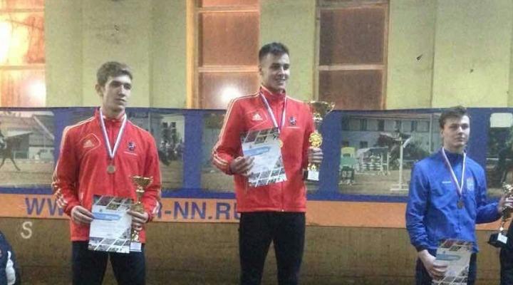 Денис Белоусов выиграл Всероссийский турнир