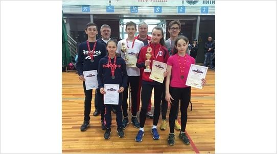 Определились победители первенства Москвы по двоеборью
