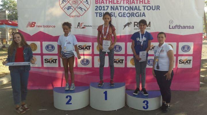 Россияне выиграли два «золота» в Тбилиси