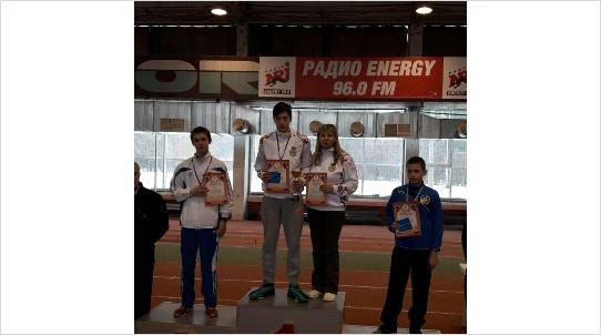 Двоеборцы и троеборцы соревновались в Челябинске