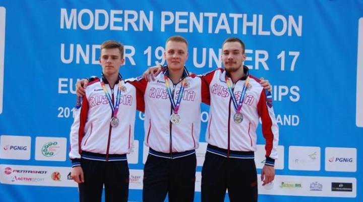 ПЕ-2018 среди кадетов «А». Россияне стали вторыми в командном первенстве