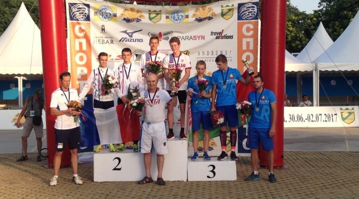 ЧЕ-2017 среди кадетов «В». «Золото» и «серебро» на финише