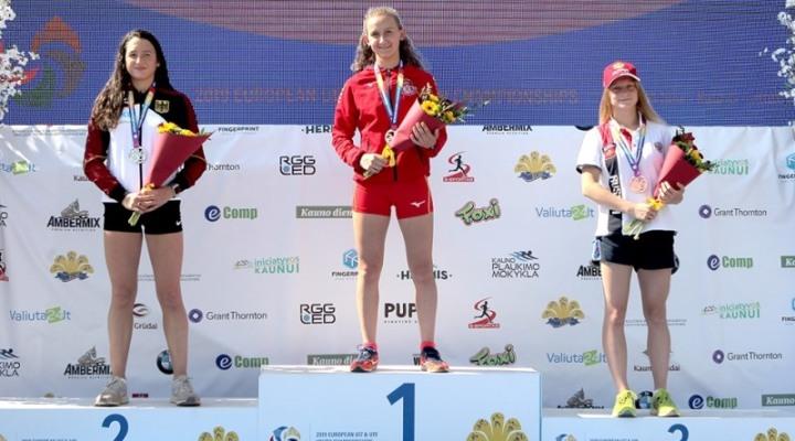 ПЕ-2019 среди кадетов. Будейкина – «бронза», команда – «серебро»