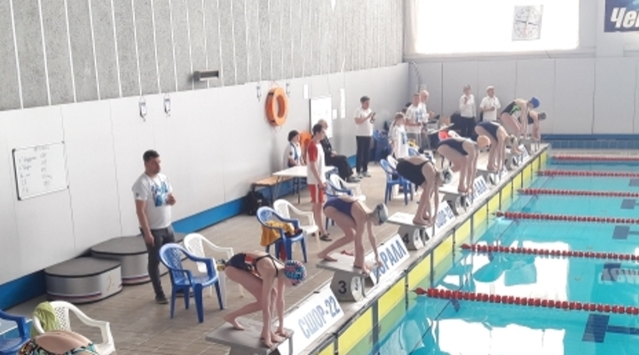 В Ростове-на-Дону прошли полуфиналы в четырехборье у девушек