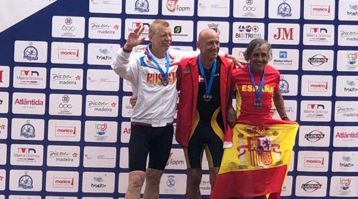 Медали ветеранов