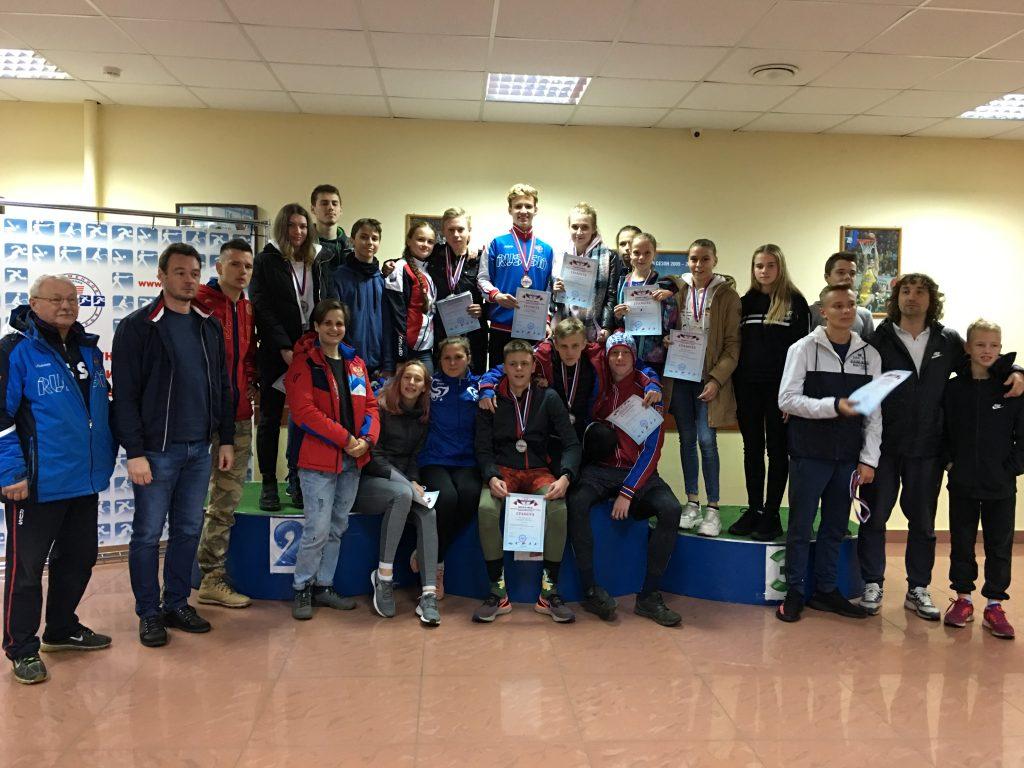 Завершилось Первенство Московской области 2019