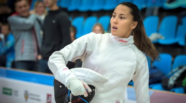 Подмосковные пятиборки Баташова и Губайдуллина стали призерами турнира в Каире