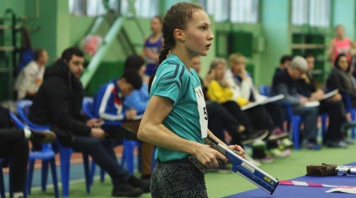 Первенство России по четырехборью выиграла Амина Тагирова