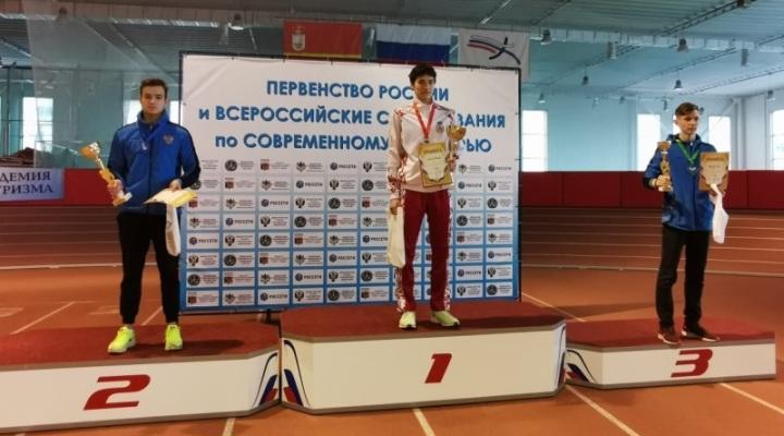 Лучшим четырехборцем в Смоленске стал Евгений Бобылёв