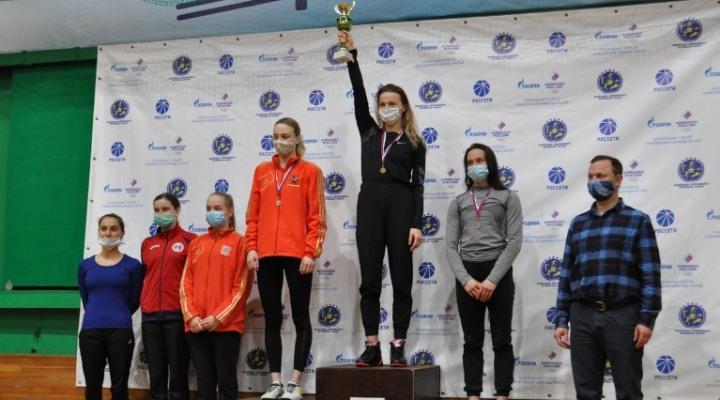 «Турнир сильнейших» выиграла Ульяна Баташова