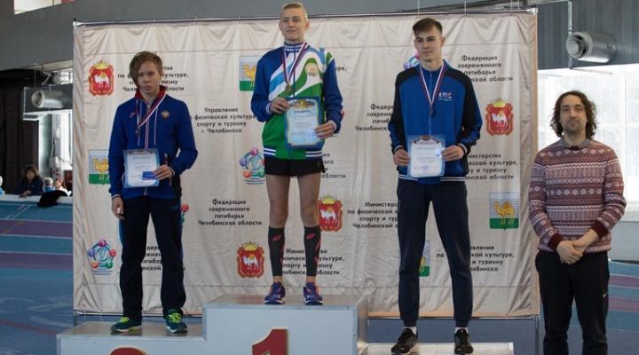 Максим Малышев продолжает завоевывать медали всероссийских соревнований в дисциплине «троеборье»