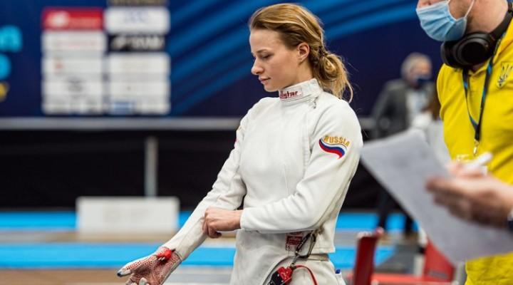 КМ-2021. Баташова – восьмая на турнире в Венгрии